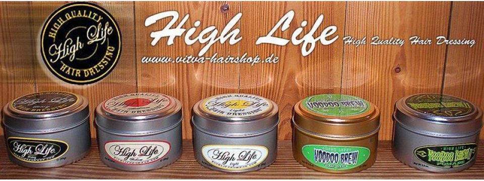 High Life Pomade (USA)
