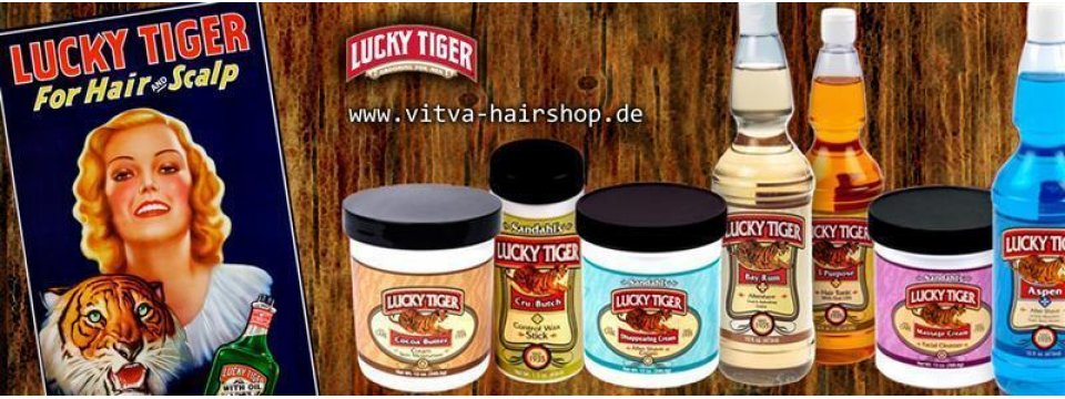 Lucky Tiger (USA)
