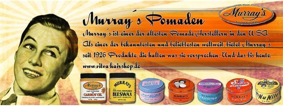 Murray´s Pomade (USA)