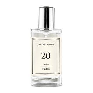 FM 20 PURE Parfum - Federico Mahora (Damenduft) 50ml