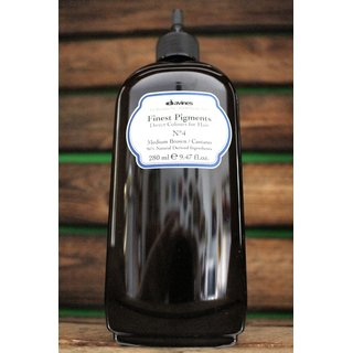 Davines Finest Pigments N°4 Medium Brown - Haartönung (Mittelbraun)