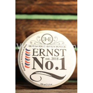 Ernst & Ernst No.1 Pomade GIN TONIC medium hold