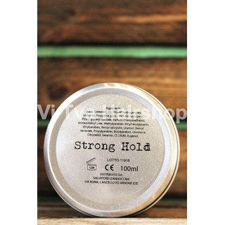 Tritolo Pomade Strong Hold - waterbased
