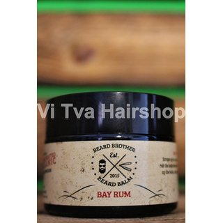Beard Brother Skäggvax BAY RUM - Beard Balm strong