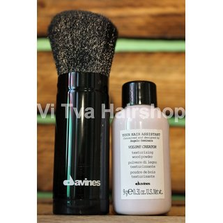 Davines YOUR HAIR ASSISTANT Volume Creator 9g + Powder Brush