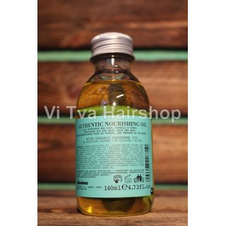 Davines AUTHENTIC Nourishing Oil - Gesicht/Haut/Haar - 140ml