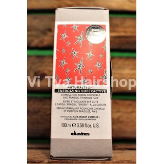 Davines NATURAL TECH Energizing Superactive Serum - 100ml