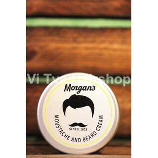 Morgans Moustache And Beard Cream - Beard Balm