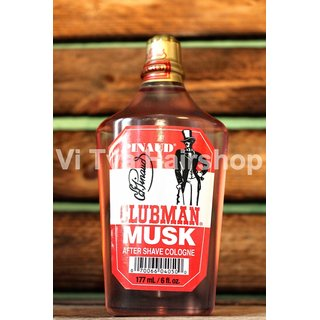 Pinaud Clubman Musk After Shave Cologne