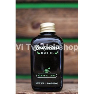 Prospectors Beard Oil - Verbena Lime