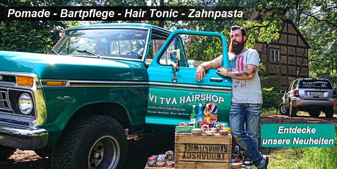Pomade - Bartpflege im Vi Tva Hairshop kaufen